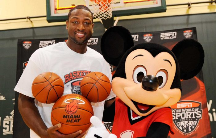 Disney Basketball